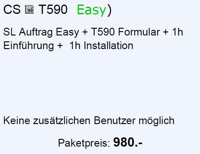 CS-T590 Easy